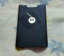 New battery door cover Motorola K1 GSM Blue