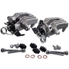 2 pcs Rear Brake Calipers kit FOR VW Golf MK4 1998-2005 1.4 1.6 1.8T 1.9 TDI 2.0