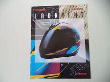 advertising Pubblicità 1994 CASCO HELMET JEB'S IRONVENT