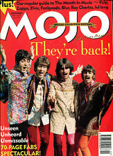 MOJO no. 24-2  November 1995 : Beatles special / Zappa / Ray Charles