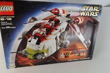 LEGO STAR WARS REPUBLIC GUNSHIP SET 7163 FACTORY SEALED