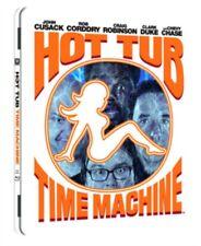 Hot Tub Time Machine Steelpack (Region B & A) BLU-RAY *NEW & SEALED*