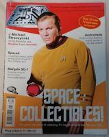 MAGAZINE - TV Zone Magazine Issue #149 Star Trek Captain Kirk Cover