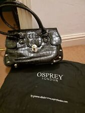Ladies Osprey London Handbag From Graeme Ellisdon  BRAND NEW