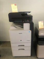 Samsung Multixpress Clx 8650 Color Mfp Laser Printer Copier 48 Ppm Withcabinet