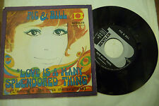 "PIC&BILL""LOVE IS A MANY SPLENDORED THING-disco 45 giri BENTLER It 1967"""