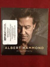 ALBERT HAMMOND: IN SYMPHONY  2016 PROMO CD His hits with orchestra