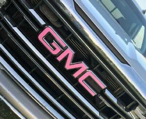 GMC Yukon 2021 Emblem Overlay Decals PRECUT SET | NO CUTTING