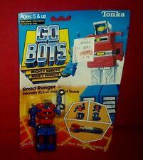 1984 GoBots Road Ranger 18 Friendly Robot Transport Truck Figure New Moc Tonka