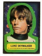 1977 Topps Star Wars Sticker Luke Skywalker