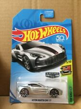 HOT WHEELS DIECAST - Aston Martin One-77 - 5/10 - Combined Postage