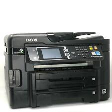 Epson Workforce WF-3640 All In One Printer Wireless Color Inkjet