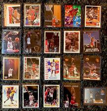 New listing MICHAEL JORDAN 20-CARD LOT. SEE PICS. SKYBOX, SKYLIGHTS, ULTRA, SUPREME COURT.$$