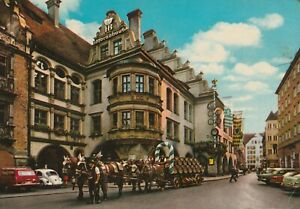 Alte Postkarte - München - Hofbräuhaus