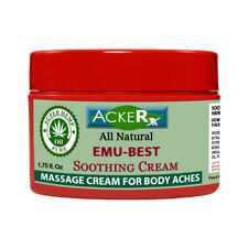Emu Oil Easily Soothing Muscle and Joint Discomfort Cream NATURAL