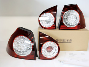 NEU Original Golf 5 GTI R32 GT LED Rückleuchten abgedunkelt Heckleuchten Leuchte