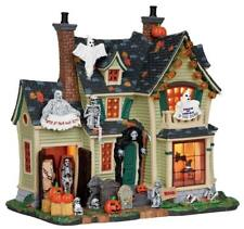 Lemax Spooky Town - SCARIEST HALLOWEEN HOUSE - NIB