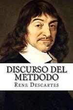 Discurso Del Metdodo (Spanish Edition) by René Descartes (2017, Paperback)
