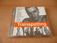 CD Soundtrack Trainspotting - 1996 - 14 Songs