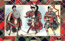 BR97604 macduff gordon fraser types folklore costumes   scotland