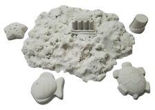 2 lb Refill White Space sand / Moon Crazy Magic Sand Mold-N-Play Kid Fun Kinetic