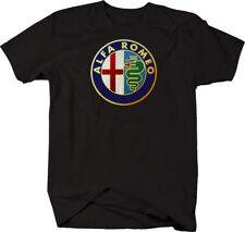 Alfa Romeo Emblem Logo T Shirt