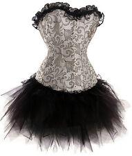 Women's Burlesque Fancy Dress Complete Outfit
