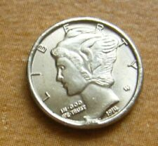 Miniature Mercury Dime 20th century token/COIN  Unc