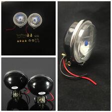 1 Pair DC 12V Waterproof Fog Light Reverse Lamp  Halogen Light for Motorcycle
