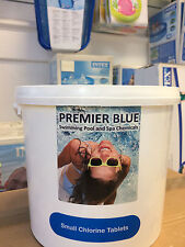5kg Tub of Small Chlorine Tablets -  Spa Chemicals