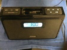iHome Model iH24 iPod Clock Speaker Dock - Black