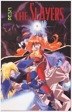 BESM The Slayers: Book 1- Roleplaying & Reference Guide - Anime