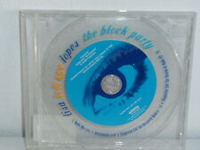 CD MAXI LISA LEFT EYE LOPES The block party PROMO ARPCD 5005