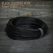 American Bonsai Black Aluminum Training Wire - 4.0mm - 1 kilogram - 100 ft - 1k