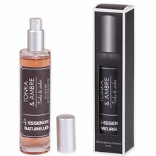 AROMATIC TONKA & GOLDEN AMBER AIR FRESHENER MIST Luxury Perfume Fragrance Spray