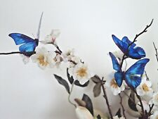 Butterfly Wedding Table / Drape Decorations Sparkling Royal Blue Butterflies  10