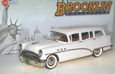 Brooklin Models BRK 186 1954 Buick Special 4-Door Station Wagon beige 1/43