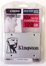 Kingston 120 GB SSD UV400 SSDnow allo stato solido SATA Hard Drive 3 6GB/s 2.5 in (ca. 6.35 cm)