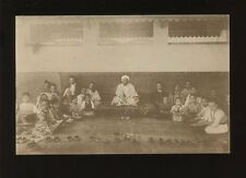 North Africa Scenes d'Orient ECOLE INDIGENE c1910/20s? PPC