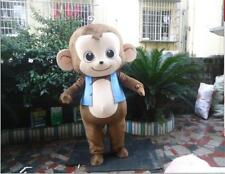 Sun wukong Monkey Mascot Costume Suit Halloween Party Dress Outfit Cosplay Adult