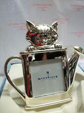 Frame Cat & watering Can Newbridge Silverware