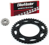 JT Chain/Sprocket Kit 16-42 Tooth 520 Pitch 72-1421 For Kawasaki KLR650