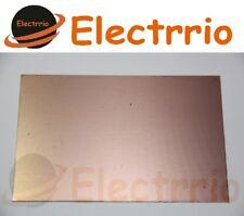 EL2251 Placa Base Cobre DOBLE CARA 10x15 fibra vidrio PCB cubierta laminada