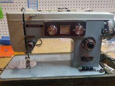 Deluxe Push Button Zig-Zag SWA-2000 Heavy Duty Dressmaker Sewing Machine