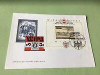 Austria Wipa 1981  Wien stamps cover ref 50586A