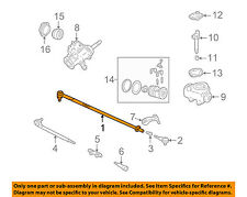 GM OEM Steering Gear-Inner Tie Rod End 12375394