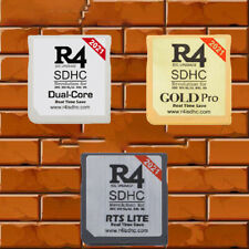 2021 R4 Gold Pro SDHC for DS/3DS/2DS/ Revolution Cartridge With USB Adaptod