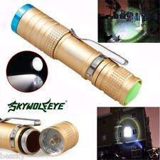 CREE 3500 Lumens 3 Modes XML T6 LED Flashlight Torch Lamp Light Outdoor LIGHT