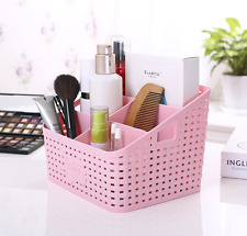 Vanity Makeup Cosmetic Brush Holder Remote Control Office Bath Holder Organizer