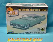 1:25 Revell - 1959 Cadillac Eldorado Hardtop Plastic Model Kit(85-4361)